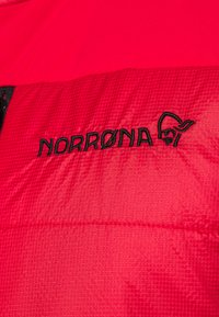 Norrøna - LOFOTEN PRIMALOFT - Winter jacket - red - 7