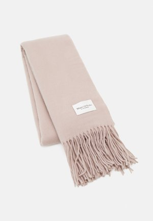SCARF COSY TONAL LONG FRINGES - Sjaal - dusty rosewood