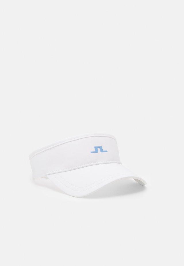 YADA GOLF VISOR - Casquette - white