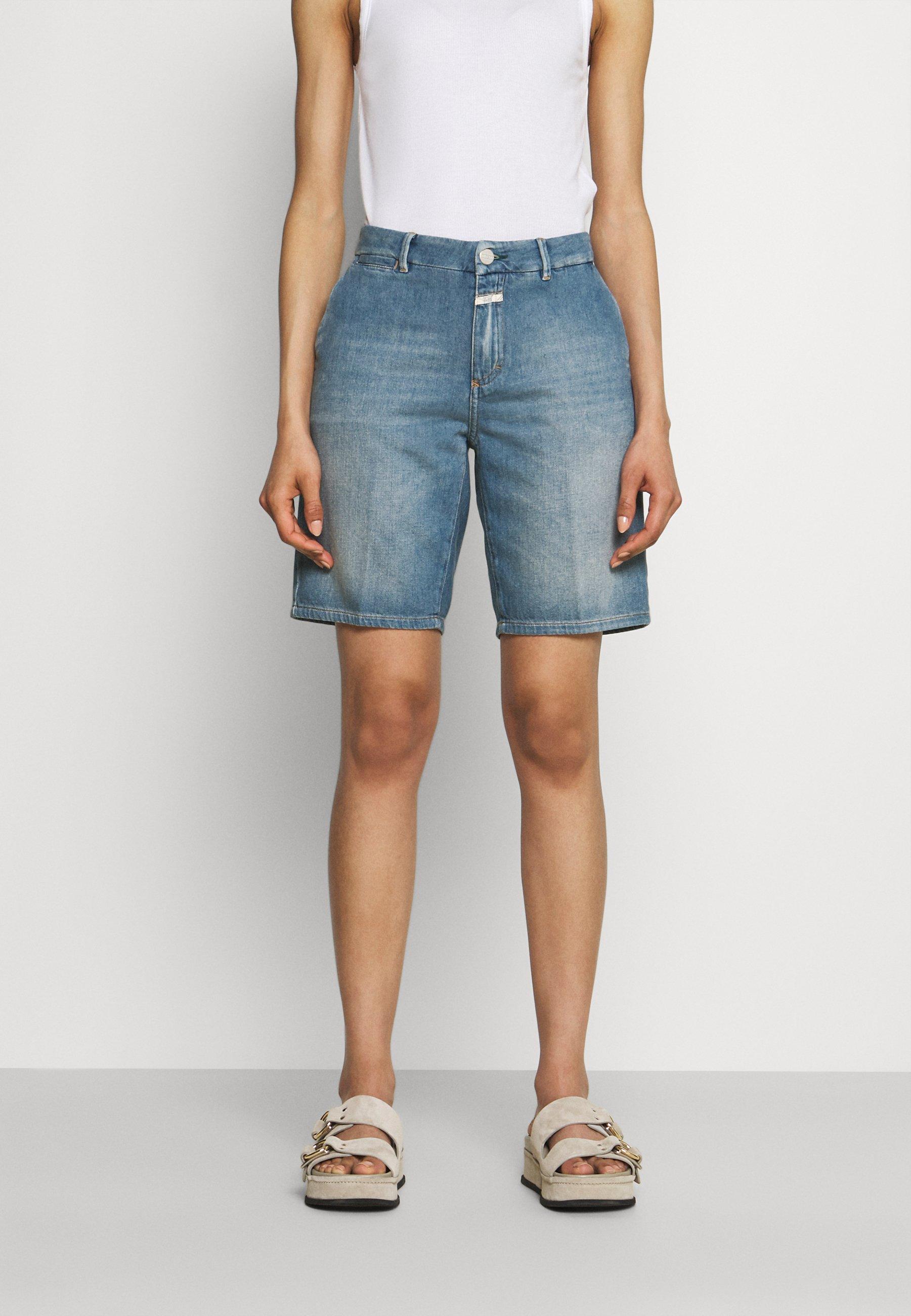 Women HOLDEN - Denim shorts