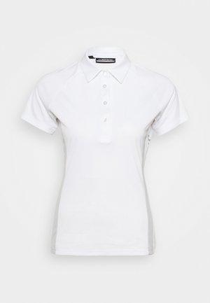 NIA GOLF - Polo shirt - white