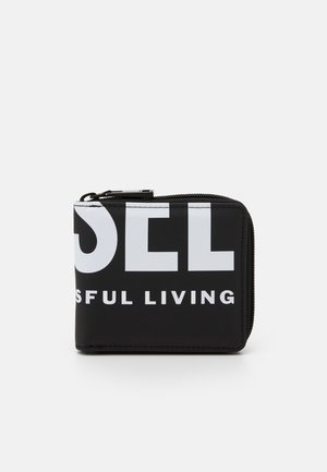 BOLDWALLET ZIPPY HIRESH WALLET - Monedero - black/white