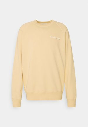 CLASSIC CREWNECK  - Sweatshirts - flax