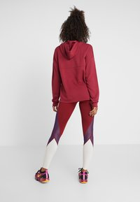 Even&Odd active - Medias - bordeaux/multicolor - 2