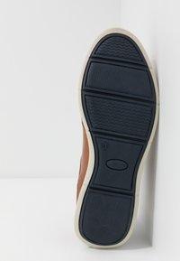 Bullboxer - Sneakers laag - cognac - 4