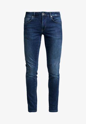 BATES - Slim fit jeans - dark used