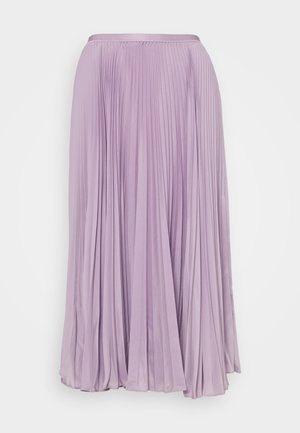 A-line skirt - english lavender