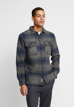MILLER - Hemd - grey check