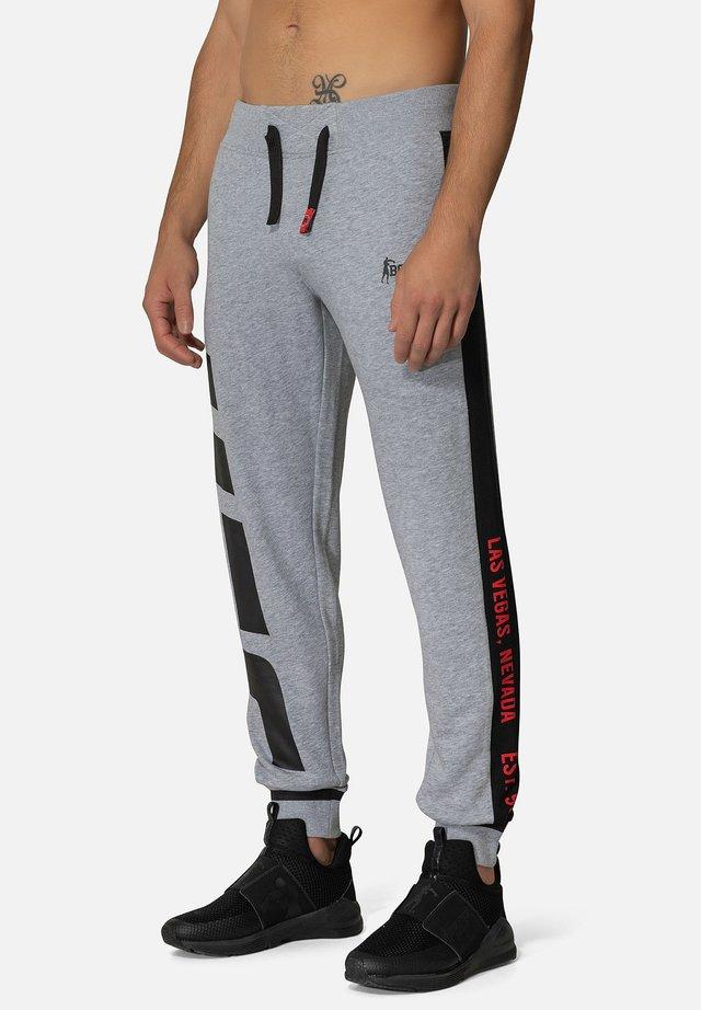 Pantaloni sportivi - grey mel