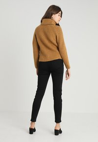 Morgan - PETRA.N - Slim fit jeans - black - 2
