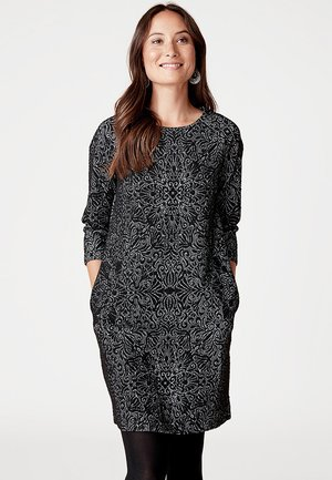 TRIXINA - Day dress - black