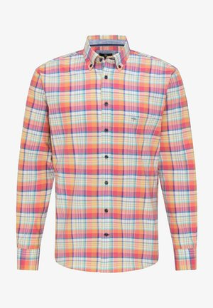 Shirt - flame madras