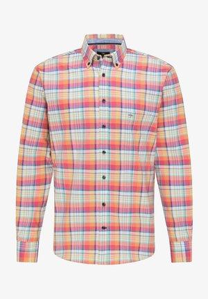 Shirt - flame madras