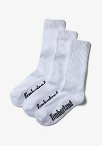 Timberland - 3 PACK - Socks - white - 0