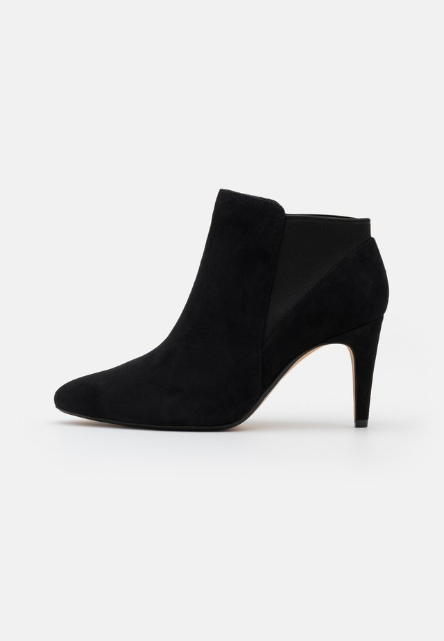 LAINA  - High heeled ankle boots - black