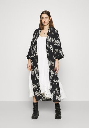 CARINE JASMINE  - Cape - black