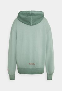 Caterpillar - WORKWEAR HOODIE - Sweatshirt - mint - 1