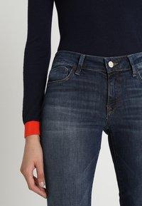 Mavi - BELLA - Bootcut jeans - dark indigo - 5
