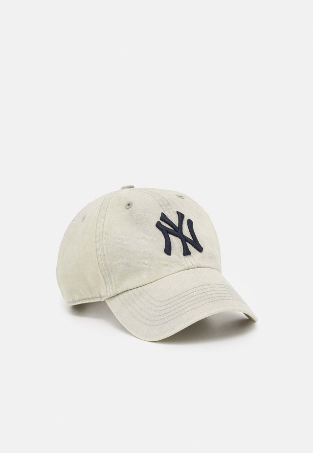 MLB NEW YORK YANKEES CLEAN UP UNISEX - Cap - grey