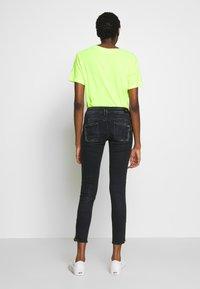 Le Temps Des Cerises - PULPC - Slim fit jeans - black/blue - 2
