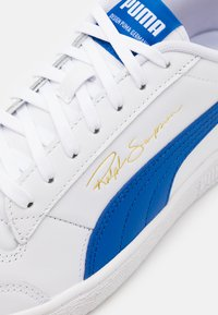 Puma - RALPH SAMPSON UNISEX - Sneakers basse - white/lapis blue/dragon fire - 5
