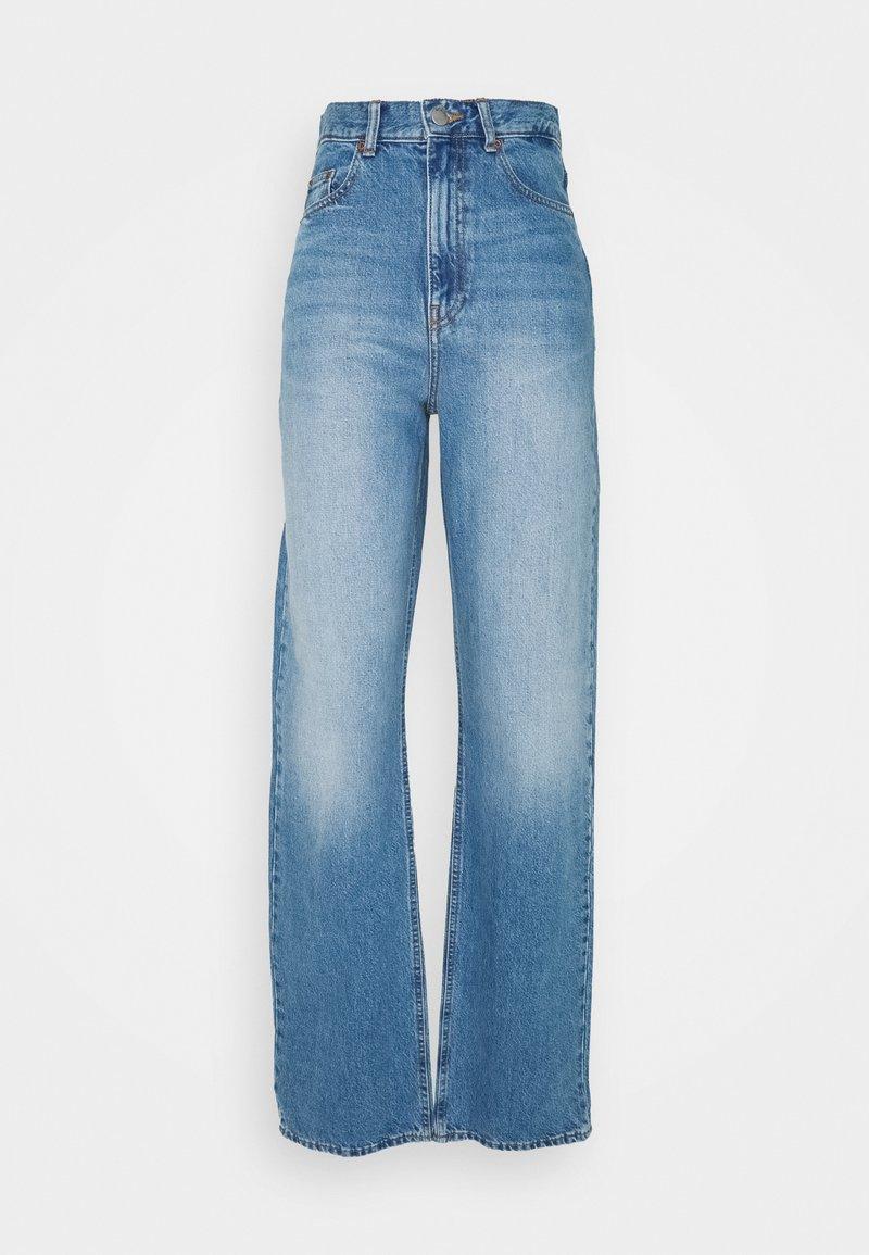 Dr.Denim Tall - ECHO - Jeans bootcut - empress blue