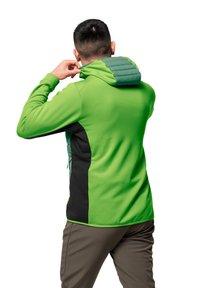 Jack Wolfskin - Soft shell jacket - leaf green - 1