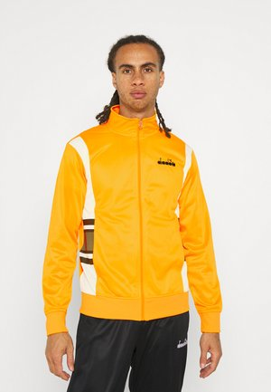 TRACKSUIT CHROMIA - Survêtement - yellow saffron