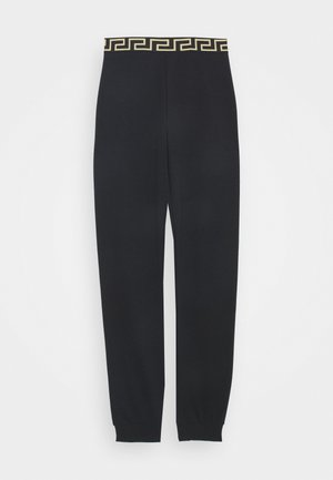 BOTTOM FELPA UNISEX - Pantalon de survêtement - nero