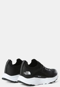 The North Face - W VECTIV HYPNUM - Hiking shoes - tnf black/tnf white - 2