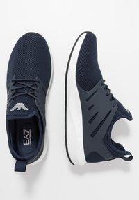 EA7 Emporio Armani - Sneakers laag - navy - 1