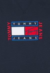 Tommy Jeans Plus - PLUS TIMELESS CREW - Mikina - twilight navy - 4