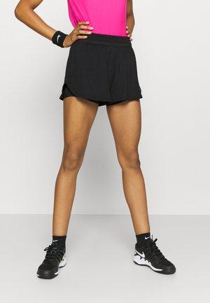 DRY SHORT - Short de sport - black/black