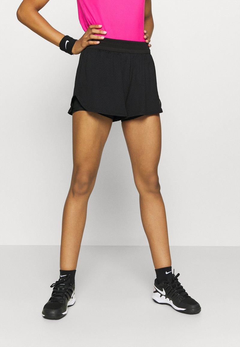 Nike Performance - DRY SHORT - kurze Sporthose - black/black