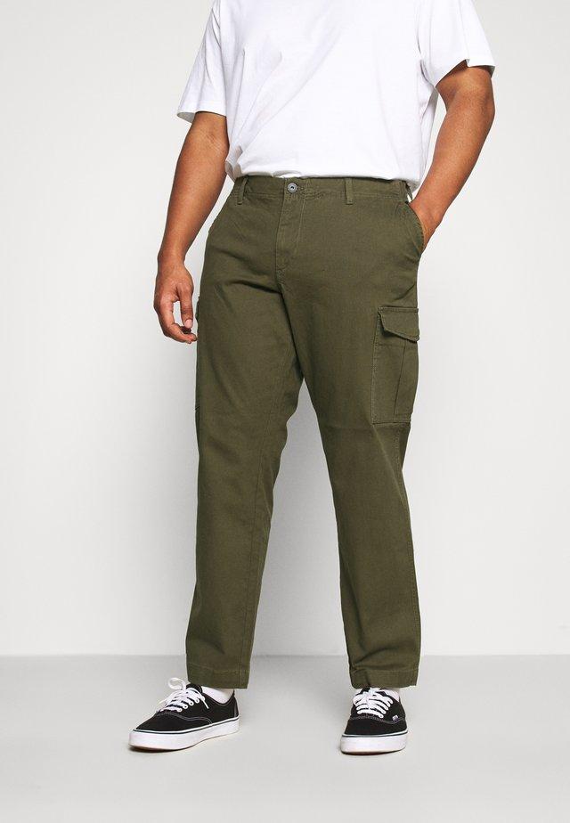 JJIROY JJJOE - Cargo trousers - forest night