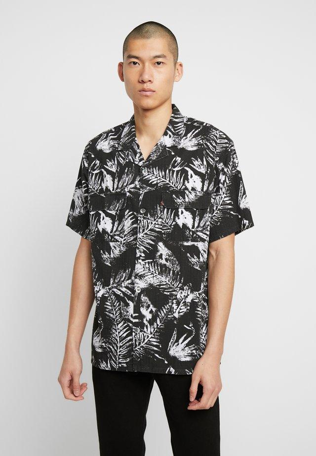 SAFARI  - Shirt - archie mineral black
