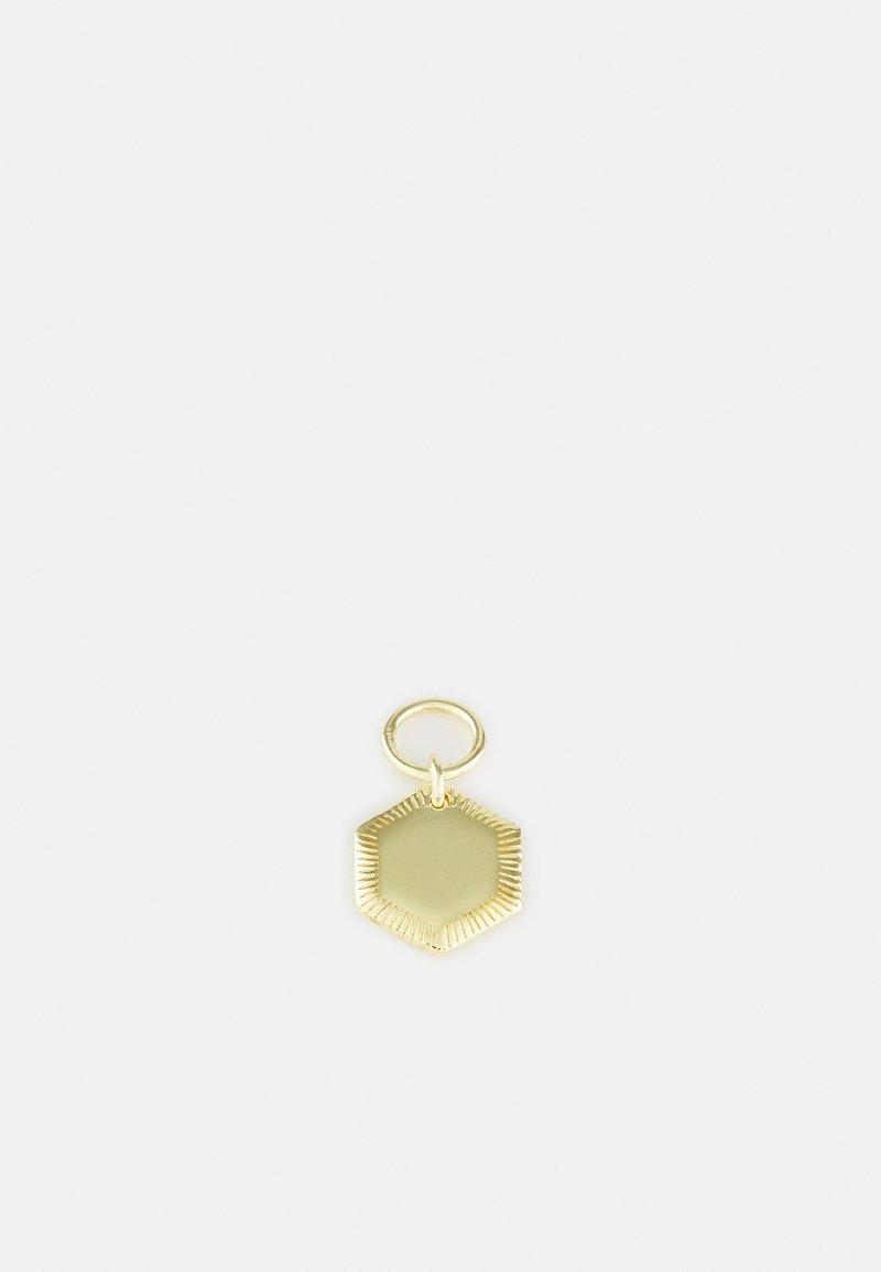 Maria Black - KIM CHARM - Sonstige Accessoires - gold-coloured