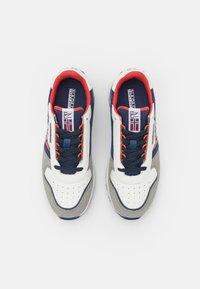 Napapijri - SPARROW - Sneakers laag - grey/navy - 3