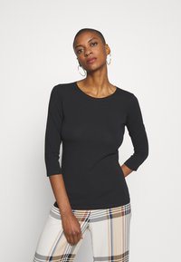 WEEKEND MaxMara - MULTIA - Longsleeve - black - 0