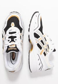 ASICS SportStyle - GEL-1090 - Trainers - black/white - 5