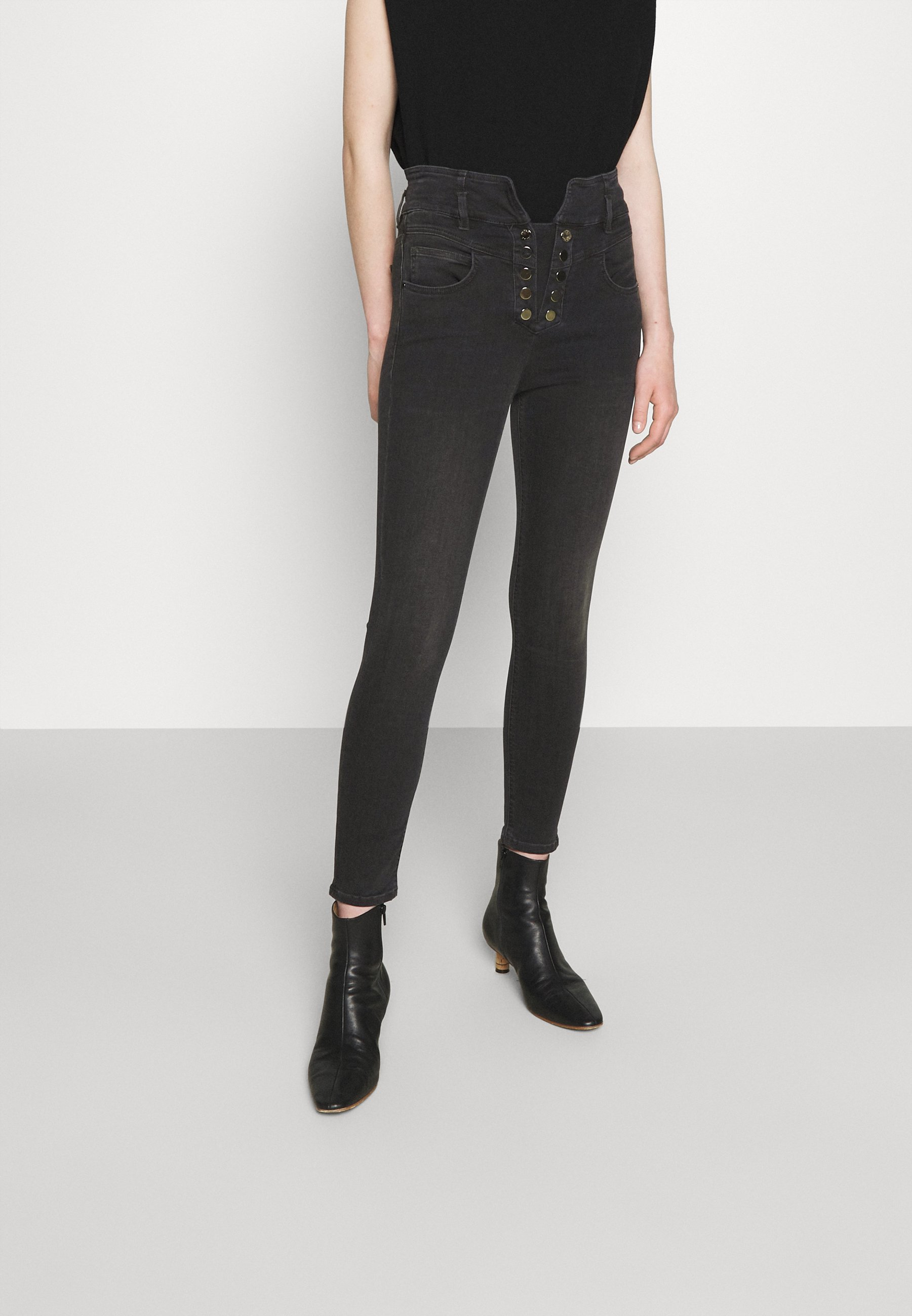 Women SELVAGGIA - Jeans Skinny Fit