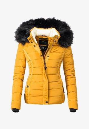 MIAMOR - Winter jacket - yellow