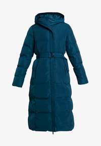 Anna Field - Trench - teal - 4