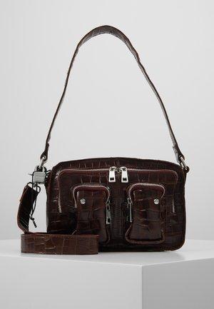 ELLIE - Across body bag - brown