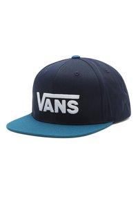 Vans - BY DROP V II SNAPBACK - Cap - dress blues/moroccan blue - 3