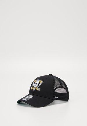 NHL ANAHEIM DUCKS BRANSON - Cap - black