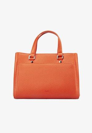 ABELINE - Handbag - pumpkin