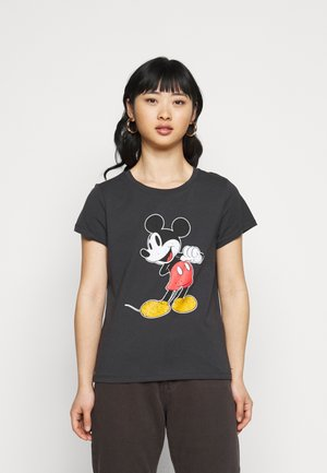 ONLMINNIE CLASSIC - T-shirts med print - black