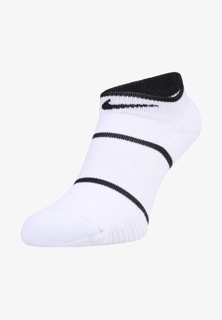 Nike Performance - COURT ESSENTIALS - Trainer socks - white/black