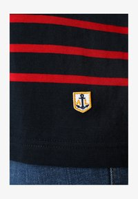 Armor lux - PORT-LOUIS - MARINIÈRE - T-SHIRT - Long sleeved top - rich navy braise - 2